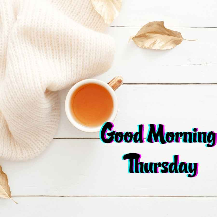 images of good morning happy thursday
