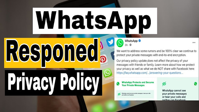 WhatsApp Says On Updated Privacy Policy - It Does Not Affect Privacy Of Messages