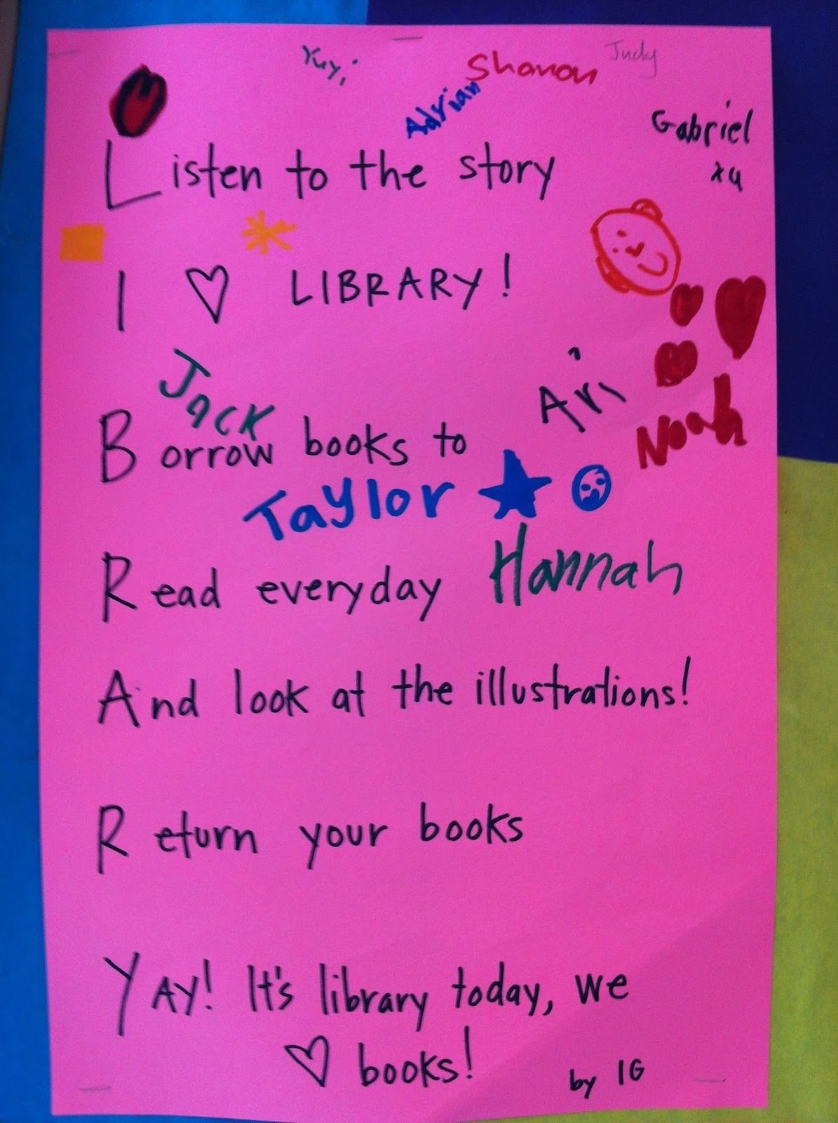 Ms  B's Book Blog: