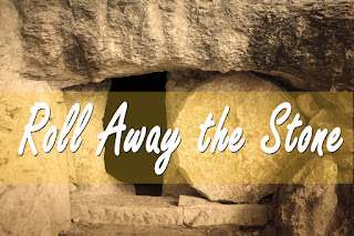 Round stone, rolled away from the mouth of an empty, unlit tomb.   1 They have been saying all our plans are empty. They have been saying Where is their God now? Chorus: Roll away the stone see the Glory of God. Roll away the stone. 2 They have been saying no one will remember. They have been saying Power rules the world. 3 They have been saying no one hears the singing. They have been saying all our strength is gone. 4 They have been saying all of us are dying. They have been saying All of us are dead.