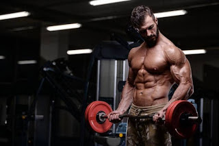 اللياقة البدنية-تمارين الجسم-كمال اجسام