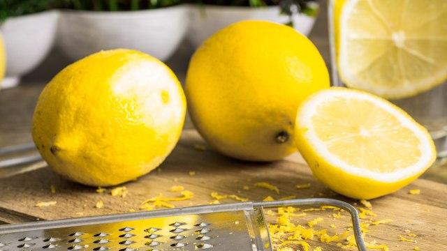 Manfaat Lemon Untuk Asam Urat