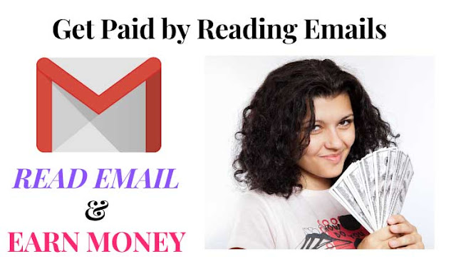get paid by reading emails
