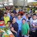 Em visita à Feira do Produtor, Wilson Lima defende direitos já conquistados pela Zona Franca de Manaus