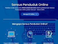 Link Pendaftaran Sensus Penduduk Online