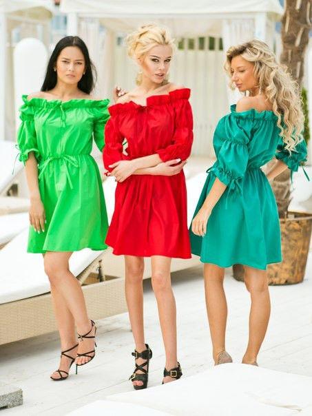 как выбрать себе платье