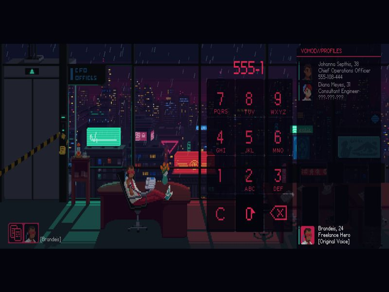 The Red Strings Club Highly Compressed Free Download
