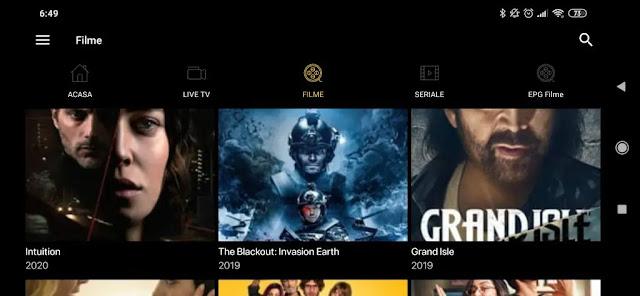 Acasa tv live- aplicatie android cu programe tv romanesti