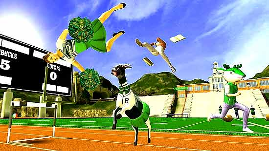 Goat Simulator Mod Apk For Android