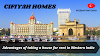 Advantages of taking a house for rent in Western India