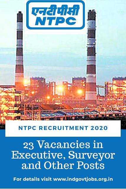 NTPC Online apply