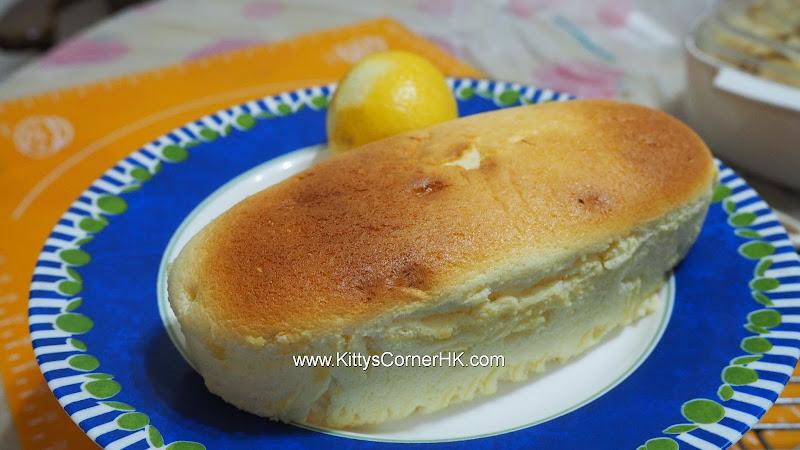 Lemon Cheese Cake 檸檬芝士蛋糕 自家烘焙 食譜 home baking recipes