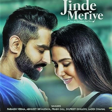 Ni Jinde song lyrics/ Laddi Chahal/Parmish Verma /Jinde Meriye