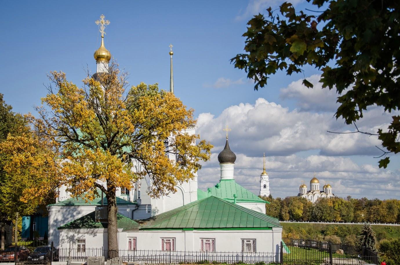 Спасская церковь. Владимир