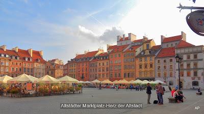 Altstädter Marktplatz-Herz der Altstadt