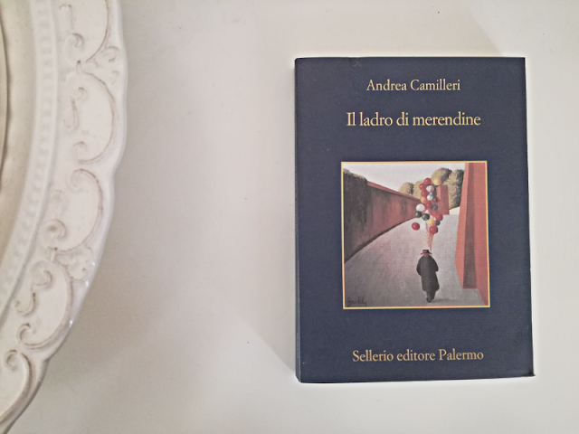 Libro di Andrea Camilleri sul Commissario Montalbano