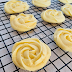 Butter cookie Roses