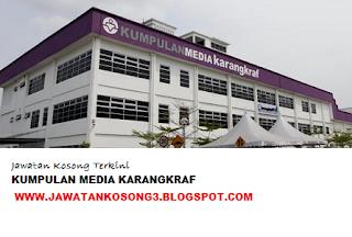 Jawatan Kosong Kumpulan Media Karangkraf
