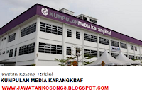 Jawatan Kosong Kumpulan Media Karangkraf 30 April 2017