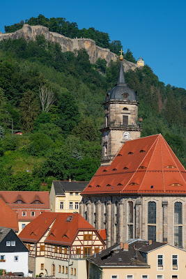Malerweg Etappe 7 | Von Kurort Gohrisch bis Weißig | Wandern Sächsische Schweiz | Pfaffenstein – Festung Königstein 22