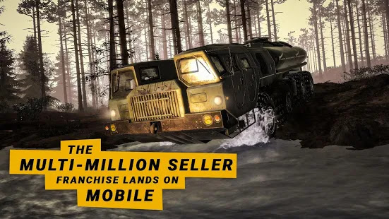MudRunner Mobile Apk+Data Free on Android Game Download