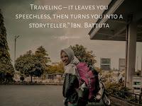 Tips Solo Travelling  Untuk Perempuan