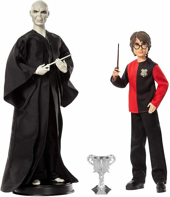 #Harry_Potter - #Voldemort - #Coupe-de-Feu - figurine