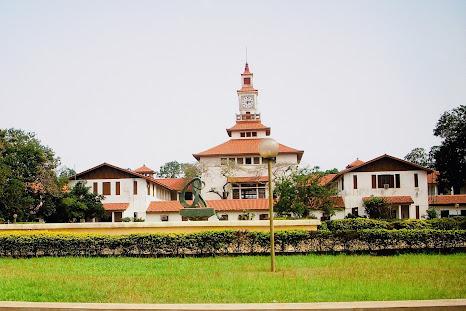 Balme Library, University of Ghana
