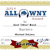 "2019 ALL WNY AWARD: Best ""Other"" Band: Michael DeLano"