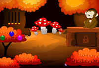 Games2Mad - G2M Red Forest Escape
