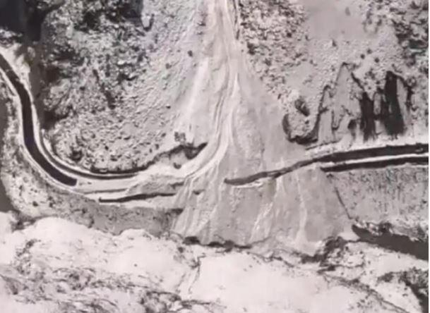 उत्तराखंड के जोशीमठ में ग्लेशियर टूटने से 8 लोगों की मौत, 394 को किया गया रेस्क्यू
