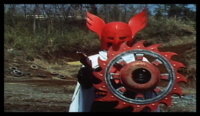Kamen Rider X Episódios 14 e 15