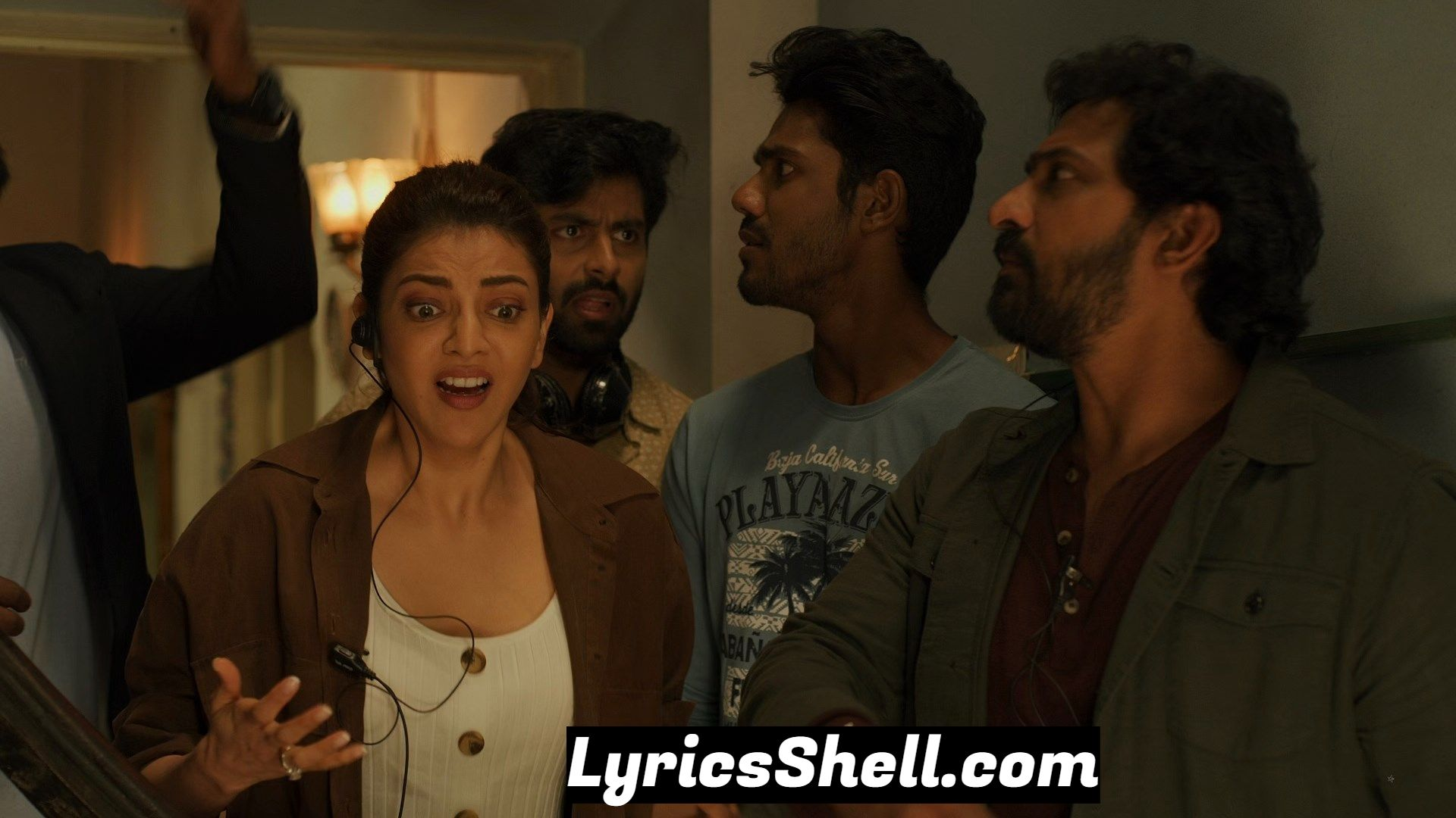 Download All Latest Episodes of Live Telecast Web Series Online for Free   Kajal Aggarwal