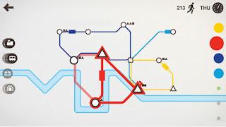 Mini Metro Apk Unlocked All Fiture