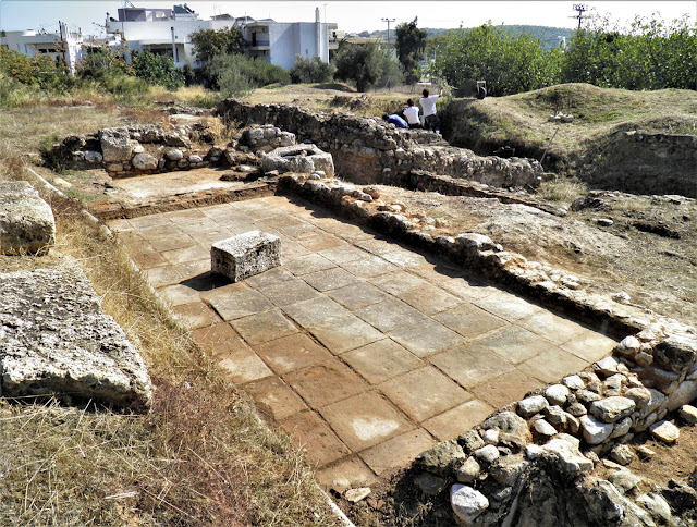 The Roman Balneum in Rafina: A monument reveals itself