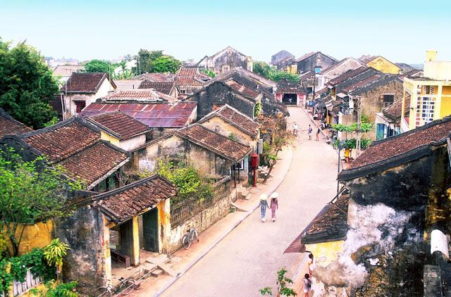 Kiến trúc Đông Tây mang sắc màu hoài cổ
