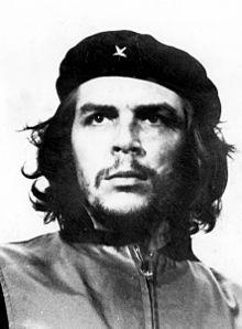 Che Guevara (imagen tomada por Alberto Korda el 5 de marzo de 1960).