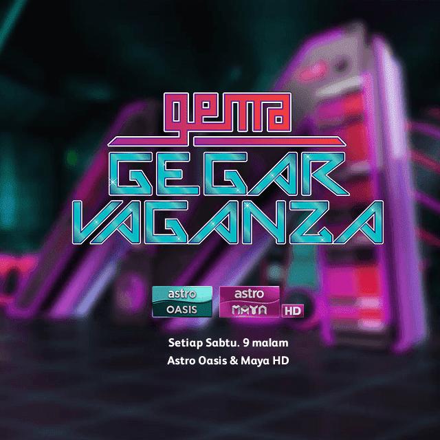 Minggu Separuh Akhir Konsert Gema Gegar Vaganza 2 / 2018 Semalam