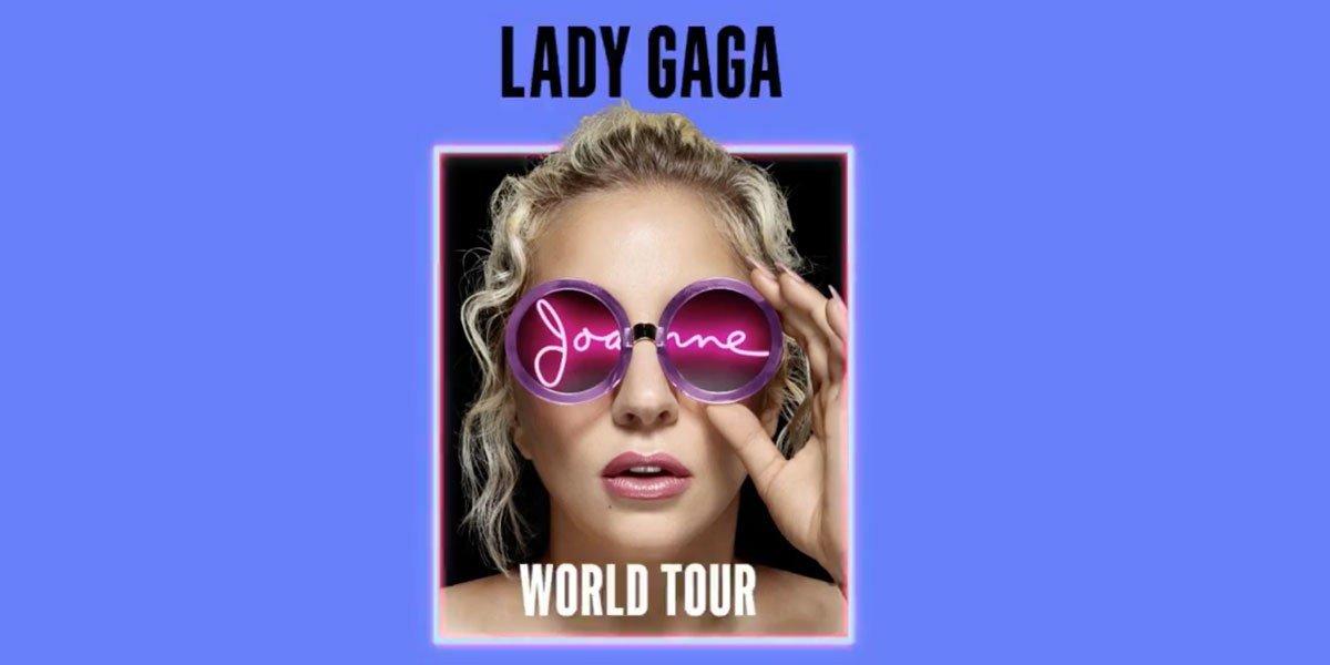 Lady Gaga anuncia el 'Joanne World Tour': Mira las fechas