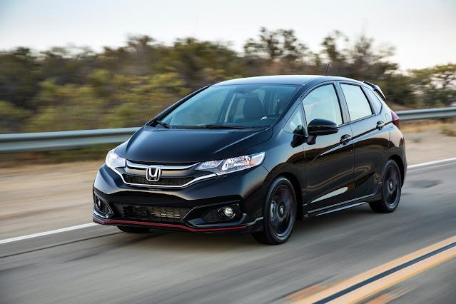 2020 Honda Fit Review