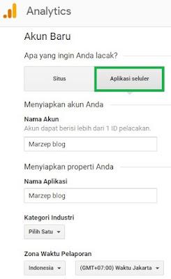 Cara Daftar Blog pada Google Analytics