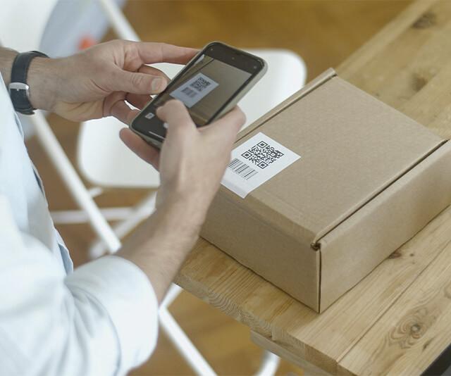 Embalando pedido marketing digital para loja virtual