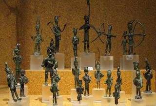 Sardinian bronzetto