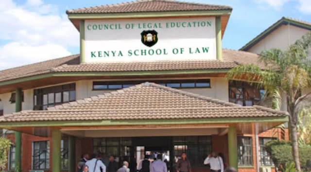 Photos of Kenya School of law