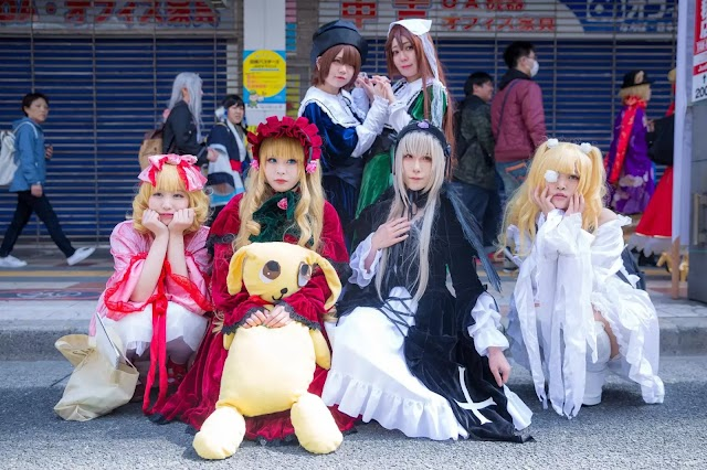 Event Cosplay Terbesar Di Jepang Batal Karena Virus Corona