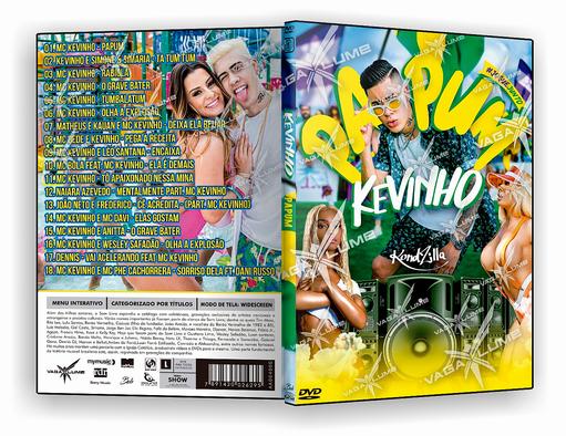 DVD – MC KEVINHO PAPUM – ISO