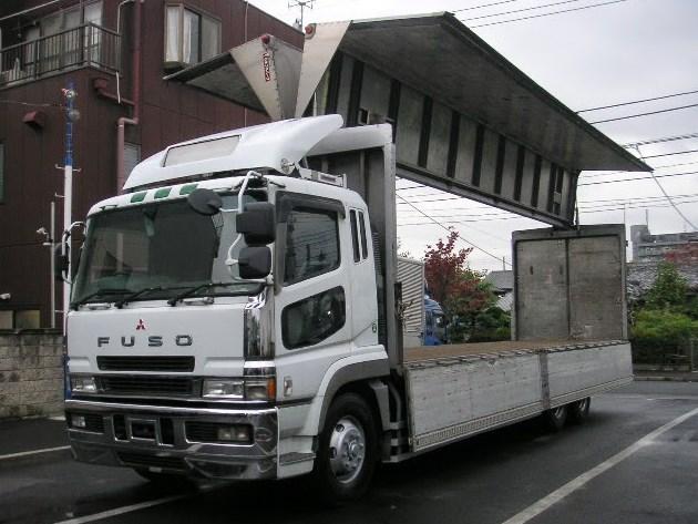 foto modifikasi truk fuso mitsubishi unik