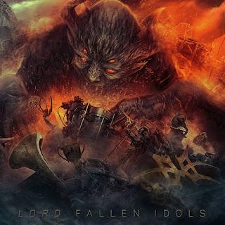 """Το album των Lord """"Fallen Idols"""""""