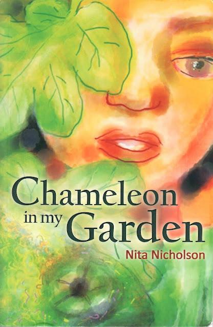 Chameleon in my Garden