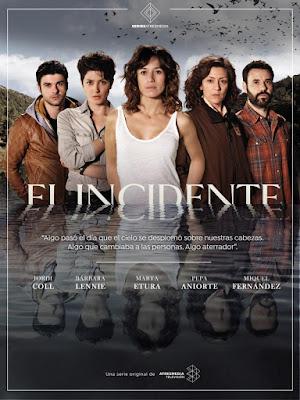 El Incidente (TV Series) S01 DVD R2 PAL Spanish